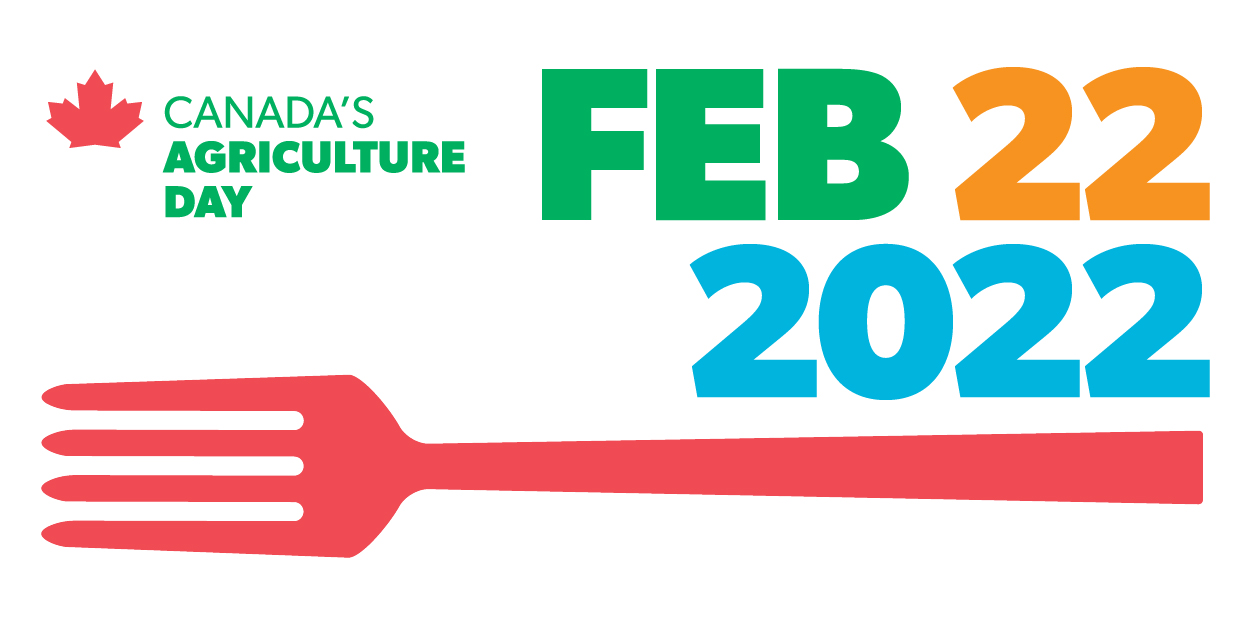 Canada's Agriculture Day February 22, 2022